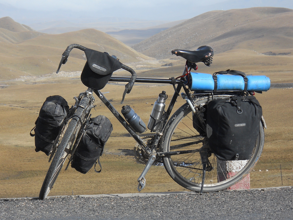 Survival Bicycle Touring