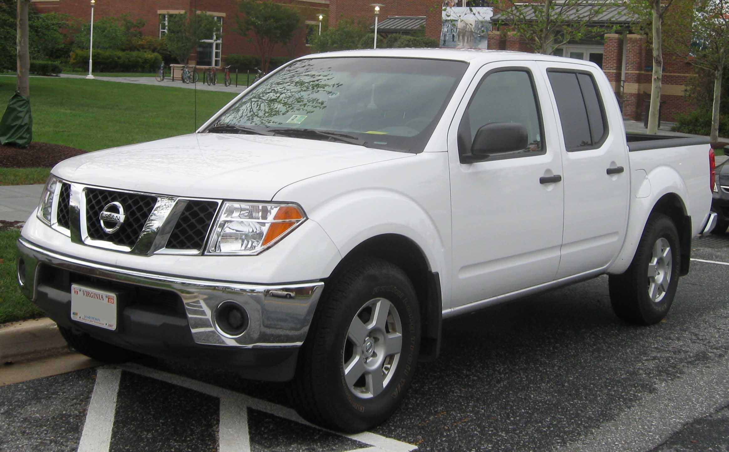 Nissan Frontier Midsize Truck