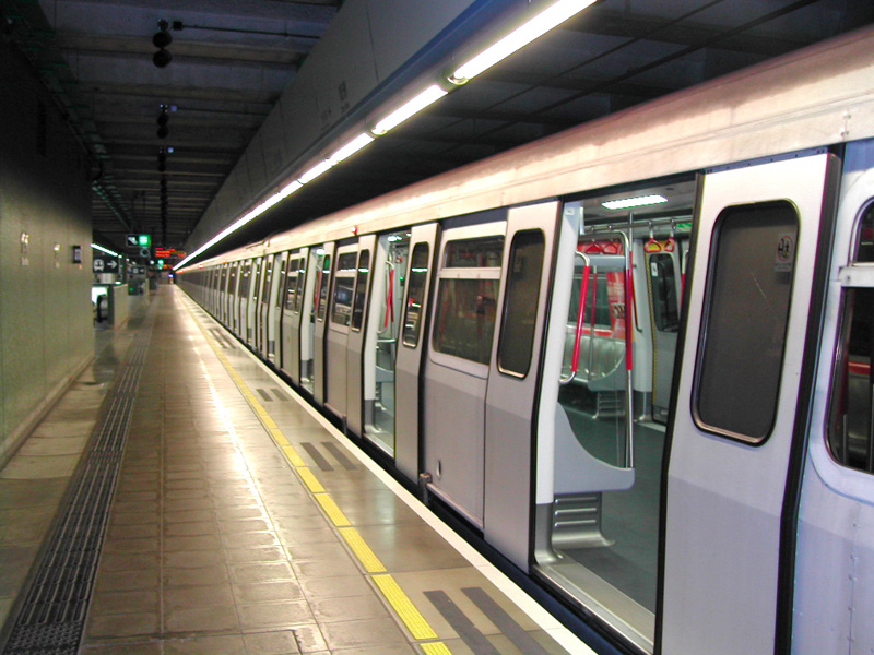 Rapid Transit Subway Doors
