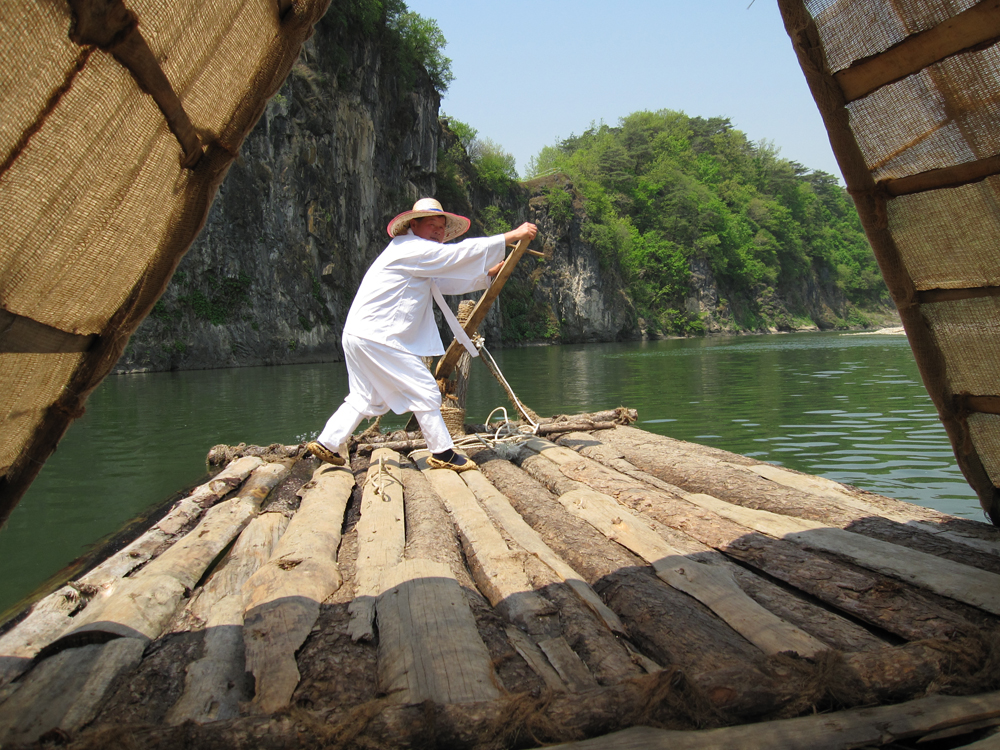 South East Asia Raft