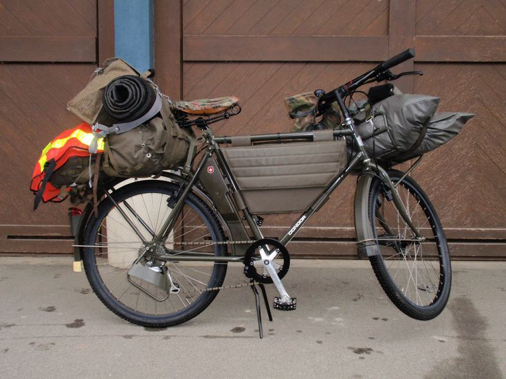 Survival Bicycle