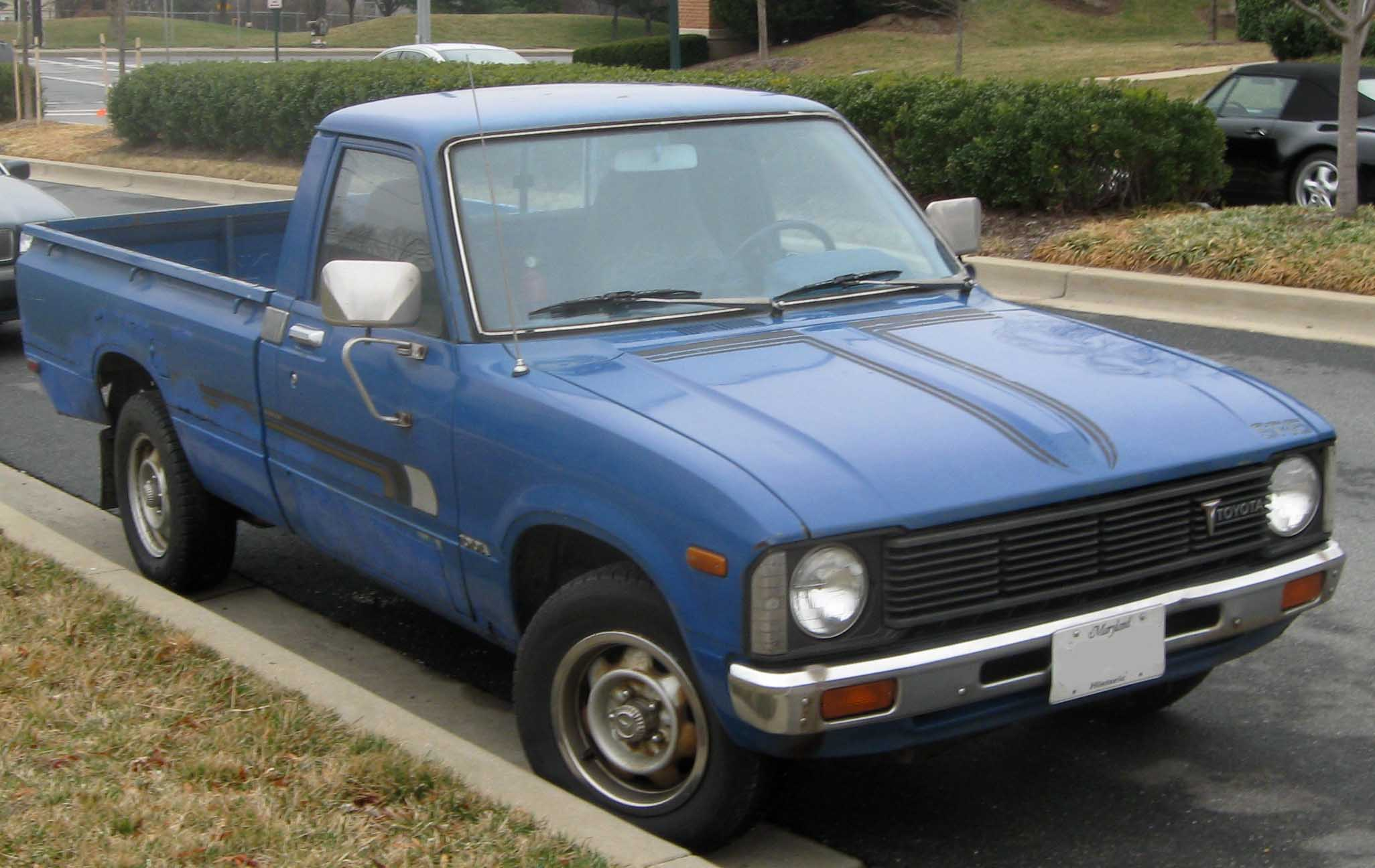 Toyota Compact Truck