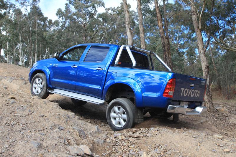 Toyota Hilux Off Road