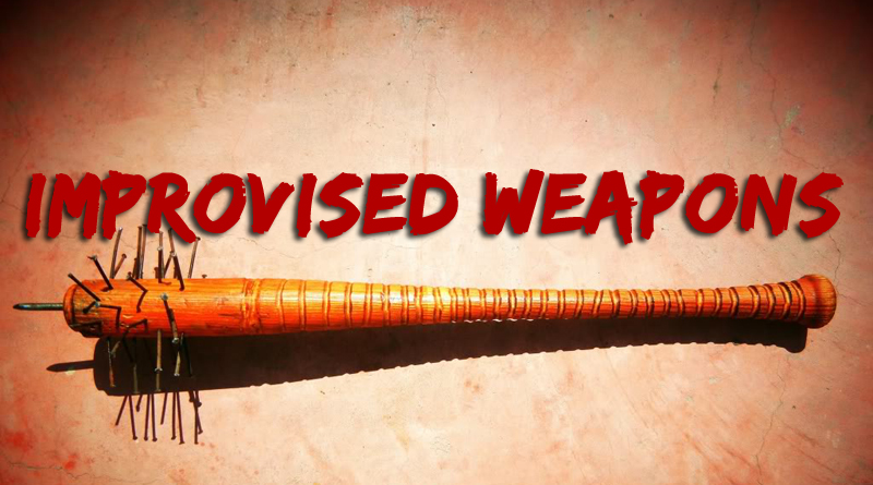 improvised weapons thumbnail