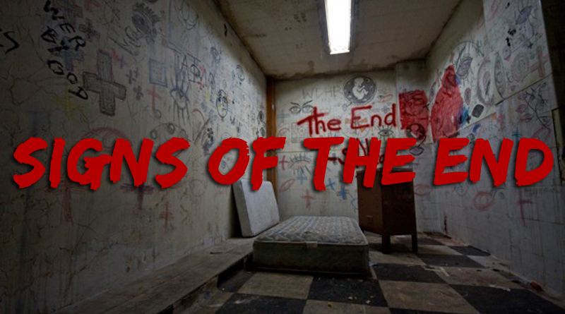 signs of the end thumbnail