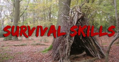 survival skills thumbnail
