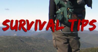 survival tips thumbnail