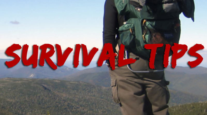 survival tips thumbnail